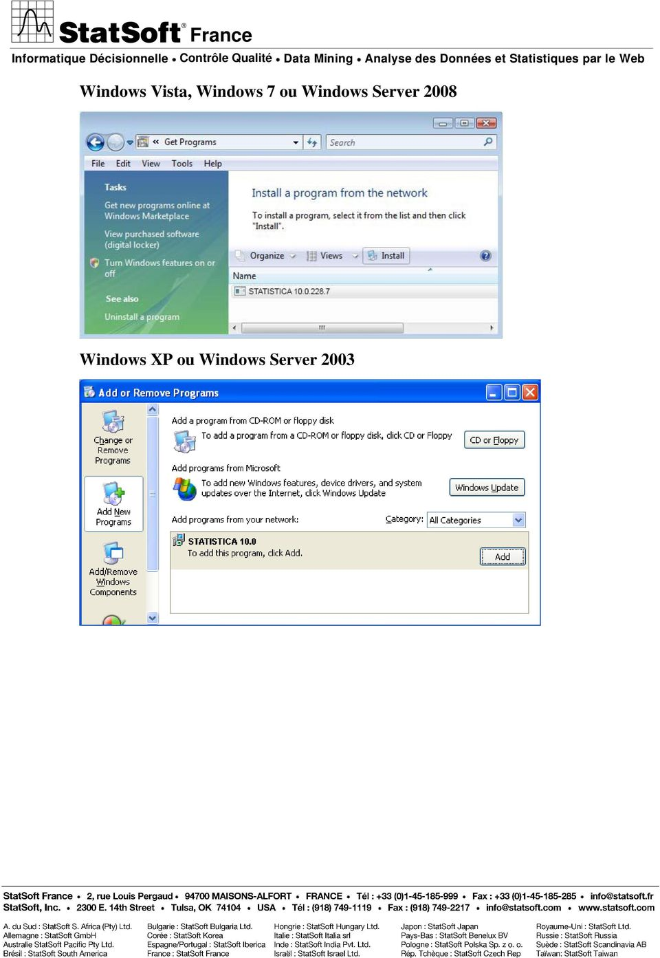 Server 2008 Windows