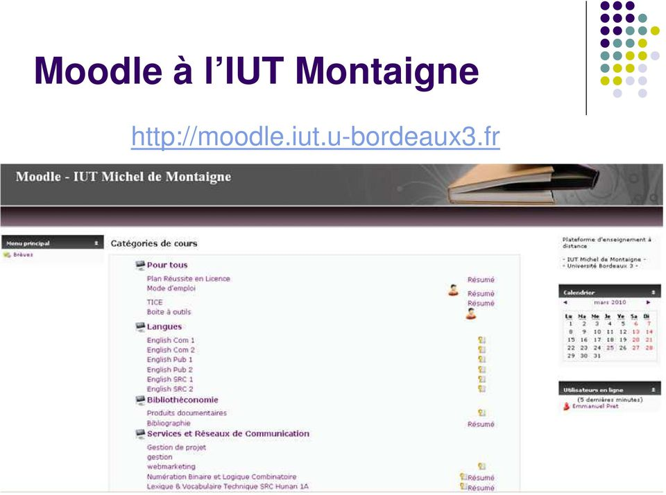 http://moodle.