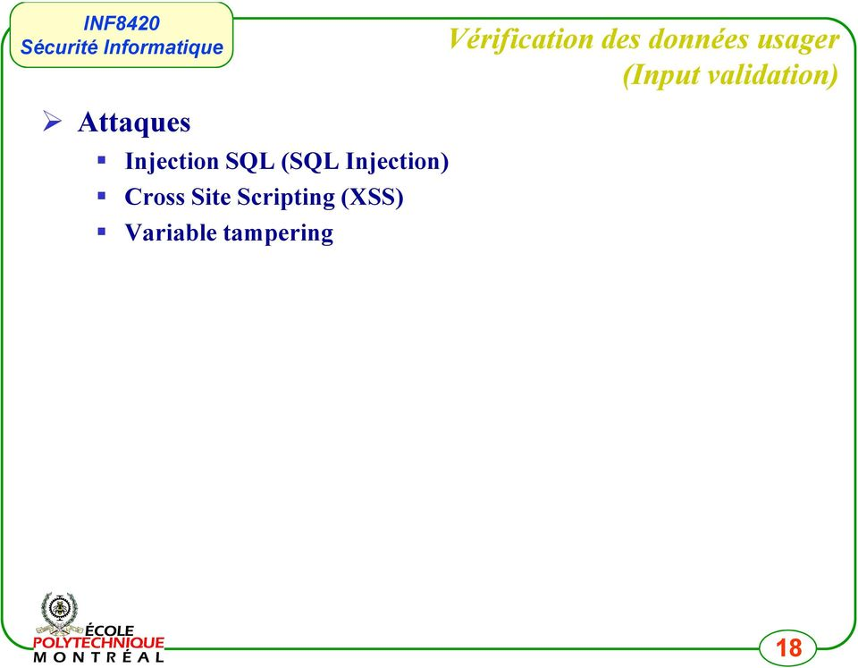 (XSS) Variable tampering
