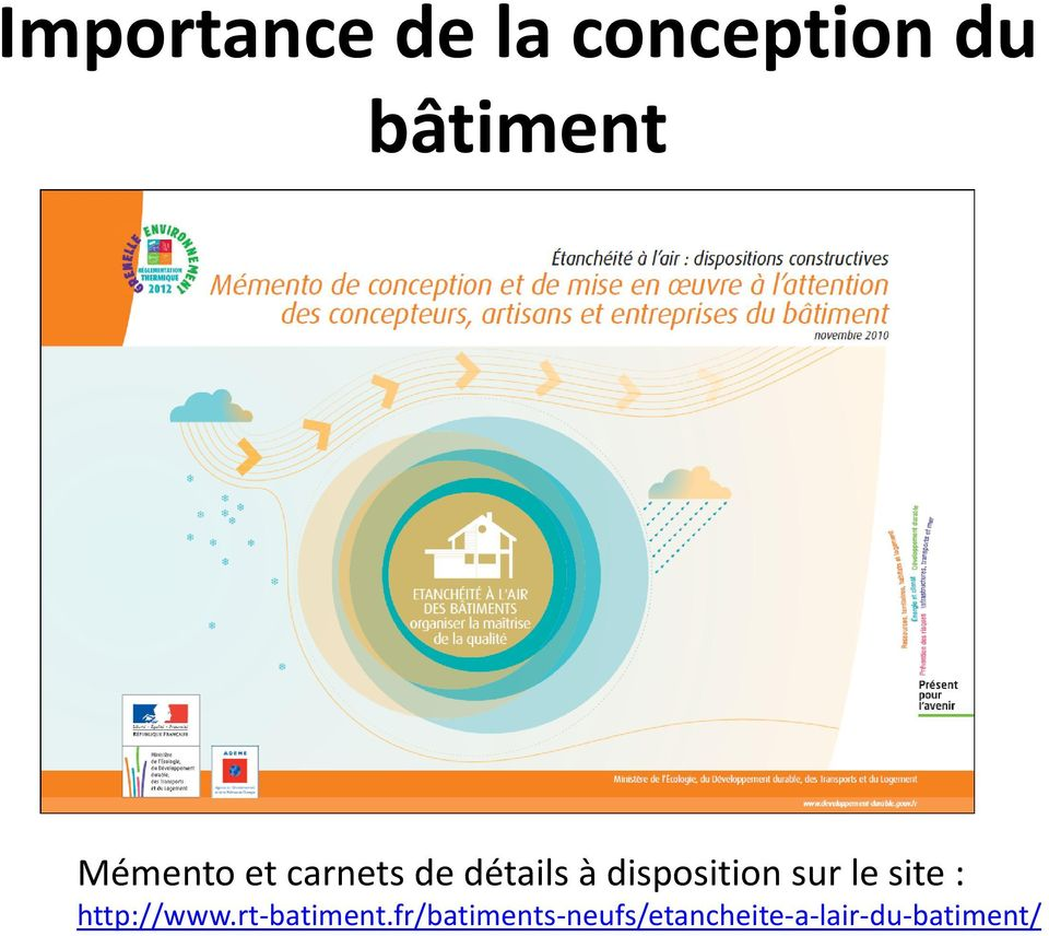 disposition sur le site : http://www.