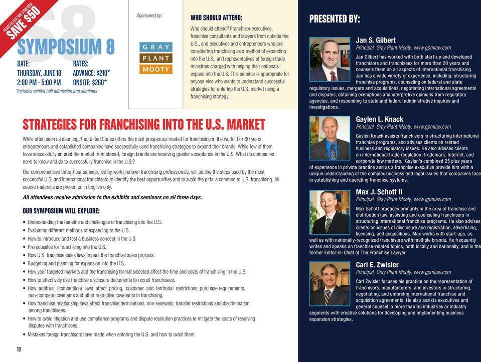 For 60 years, entrepreneurs and established companies have successfully used franchising strategies to expand their brands.