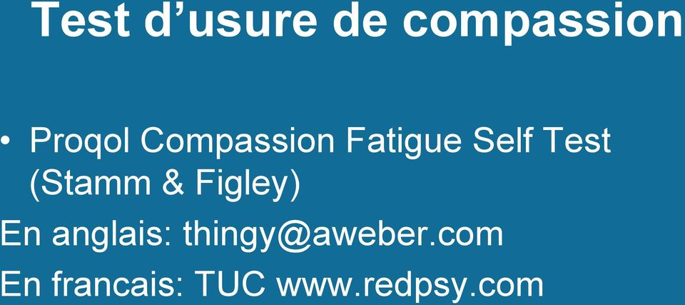 & Figley) En anglais: thingy@aweber.