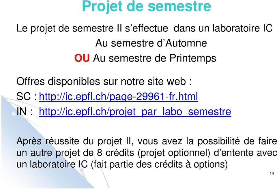 html IN : http://ic.epfl.