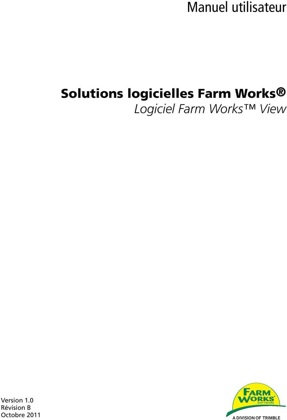 Works Logiciel Farm Works