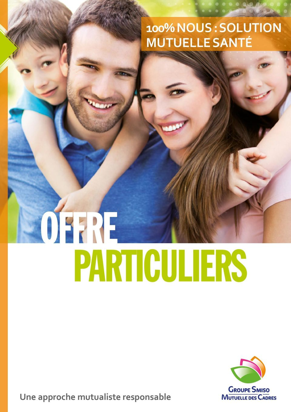 PARTICULIERS Une
