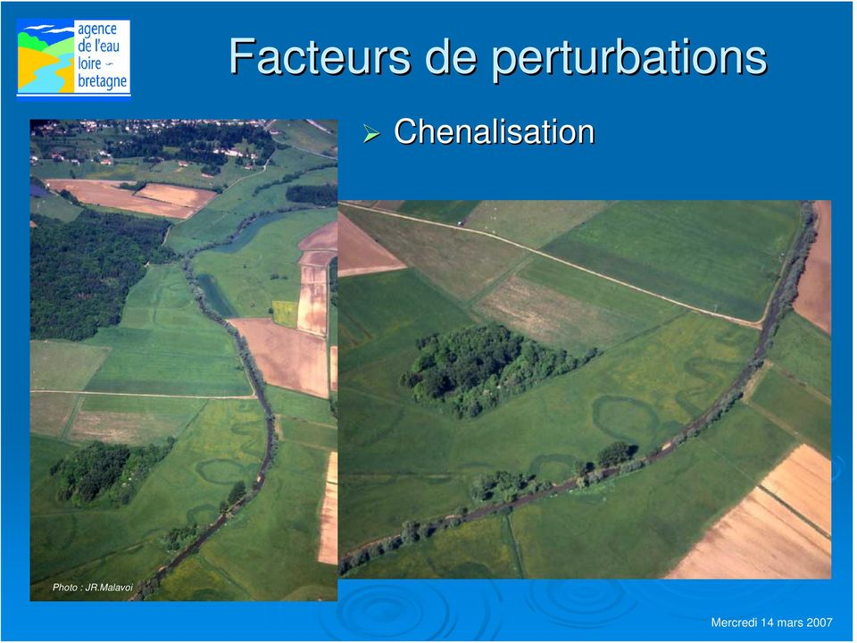 Chenalisation Photo