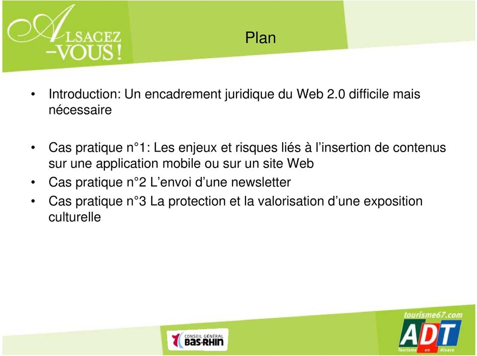 insertion de contenus sur une application mobile ou sur un site Web Cas pratique