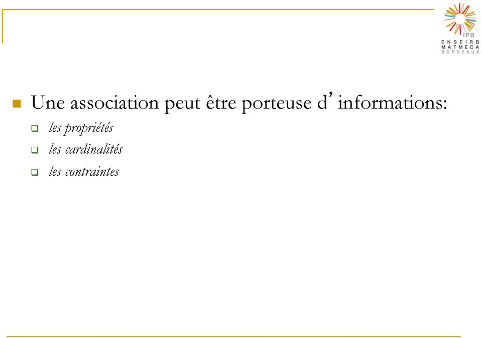 informations: les