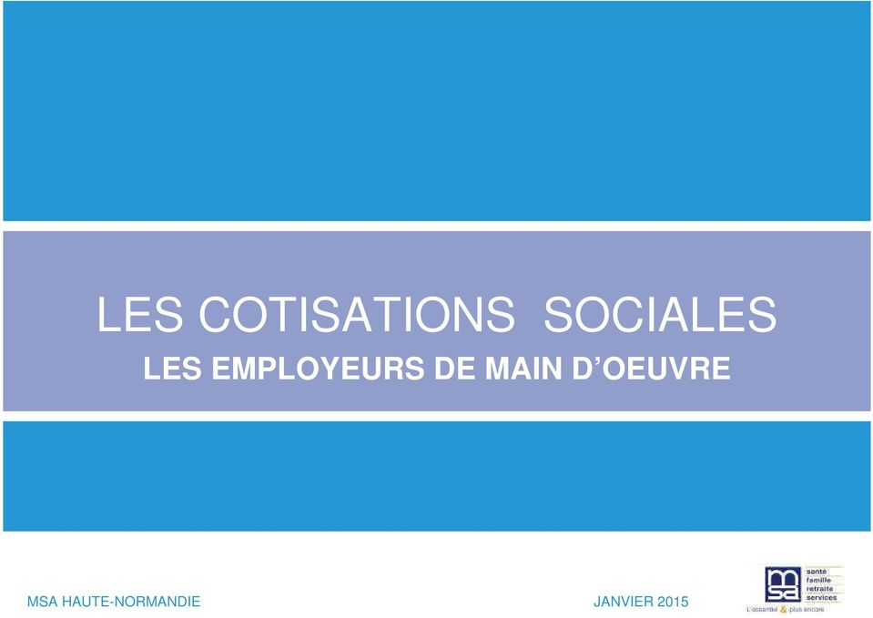 EMPLOYEURS DE MAIN D