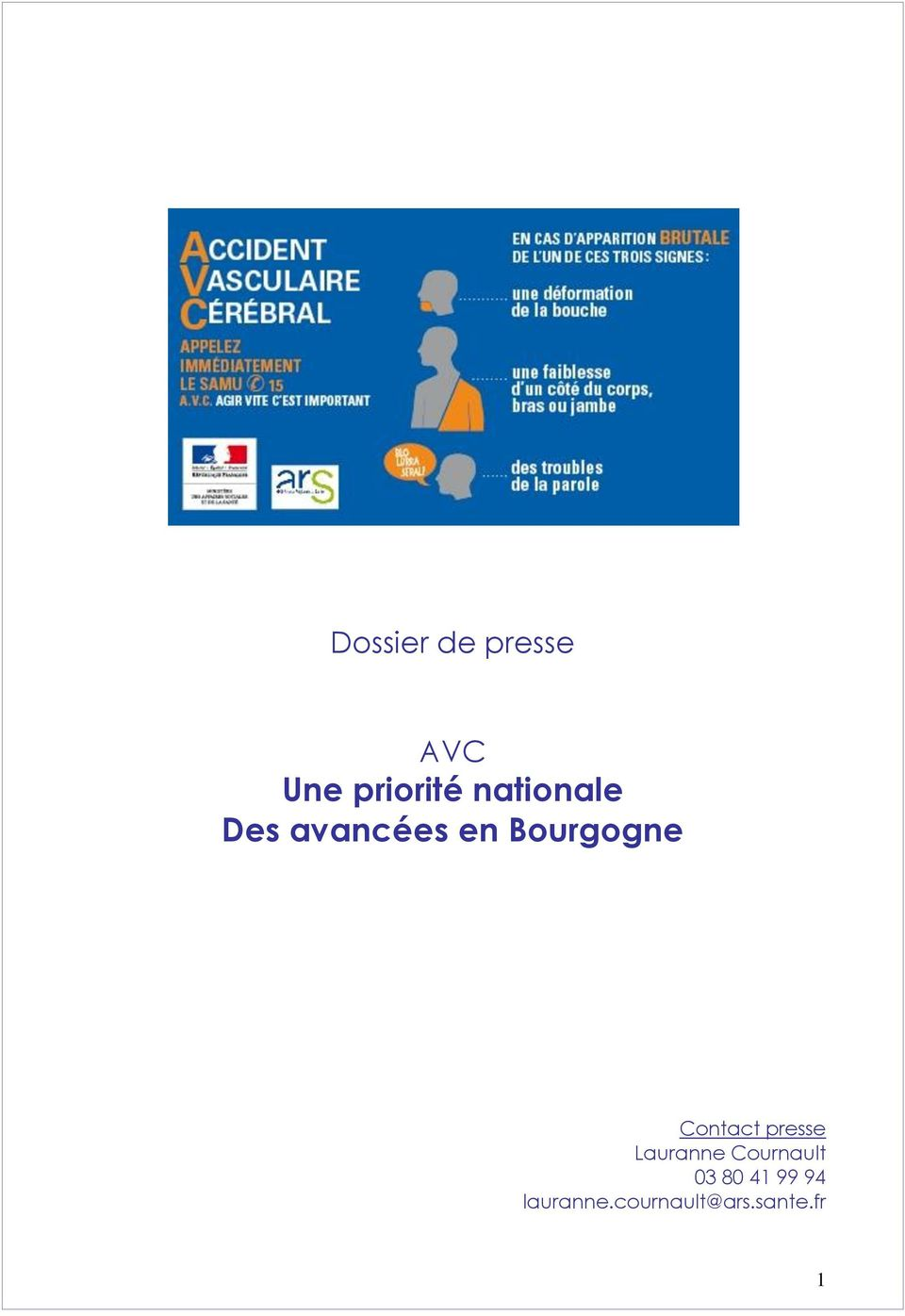 Contact presse Lauranne Cournault 03