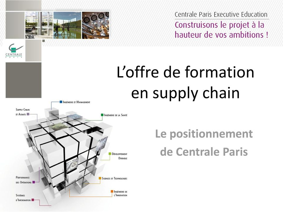 supply chain Le