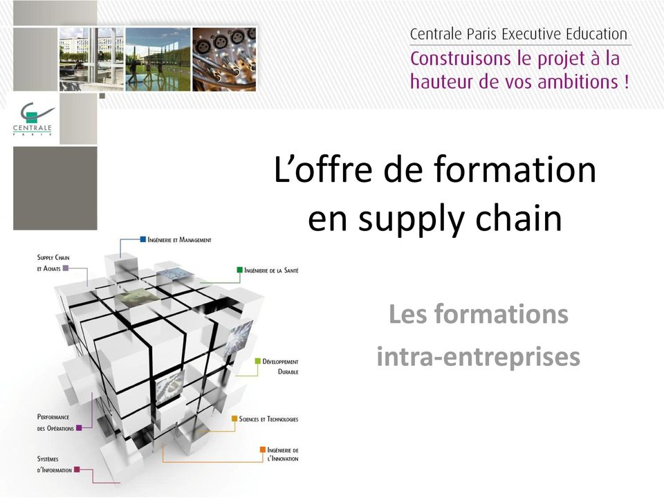 supply chain Les