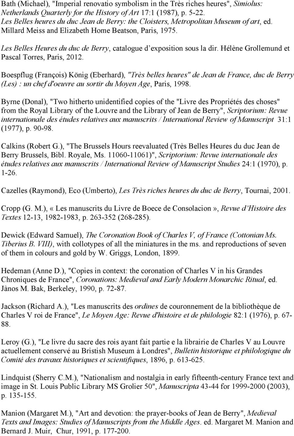Bibliography Charles V And Family Pdf