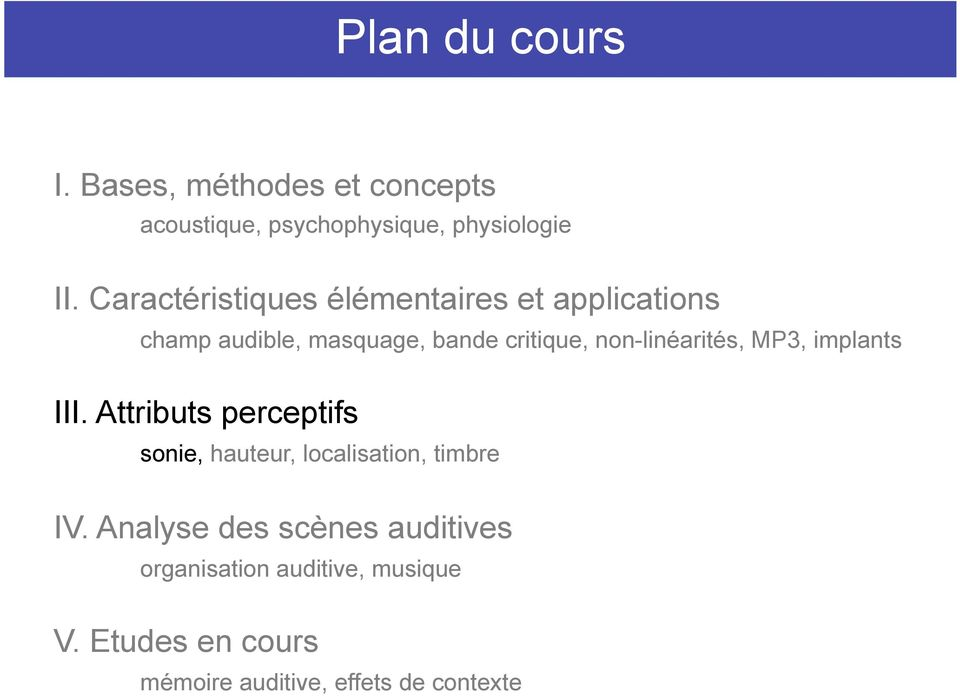 MP3, implants cours2_caracteristiques III.
