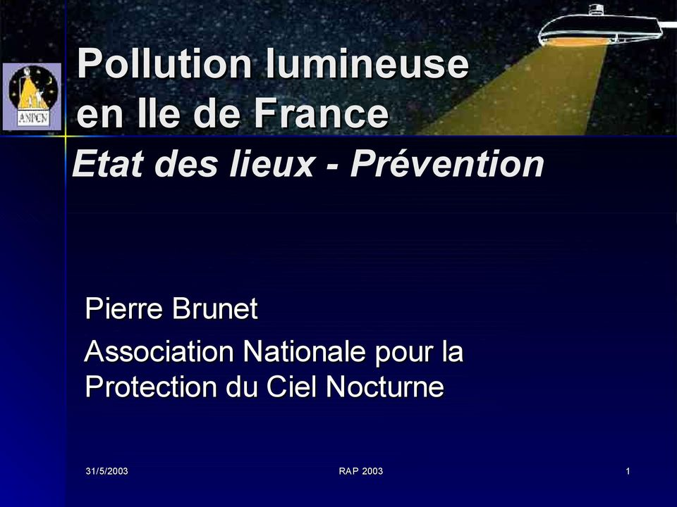 Brunet Association Nationale pour la