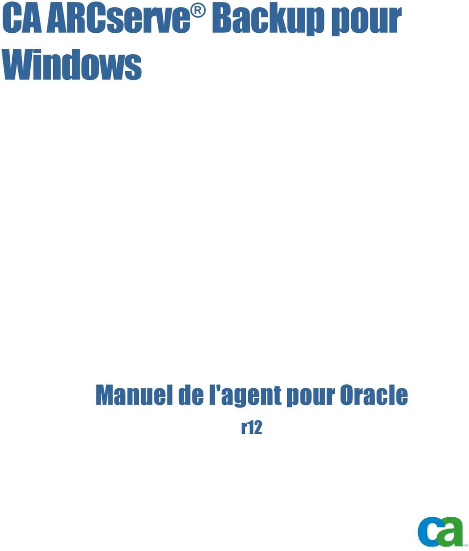 Windows Manuel