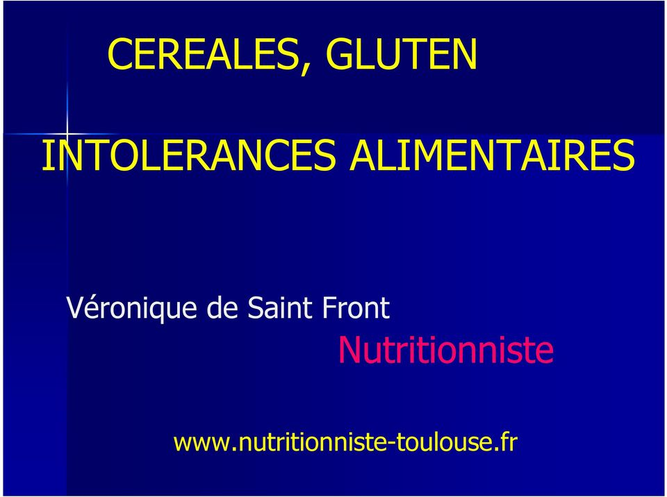 cereales gluten intolerances alimentaires pdf. Black Bedroom Furniture Sets. Home Design Ideas