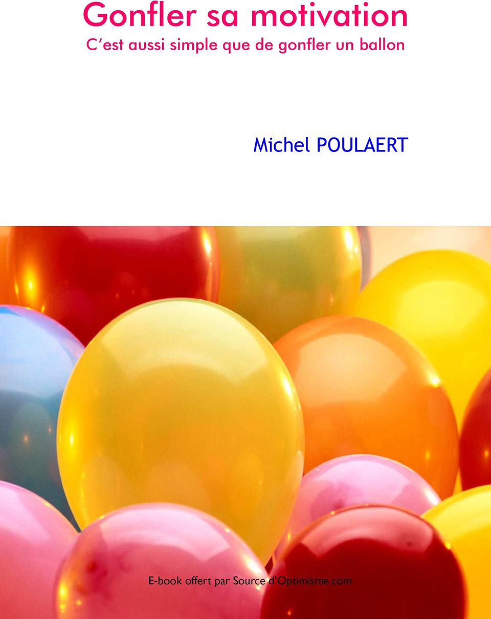 ballon Michel POULAERT E-book