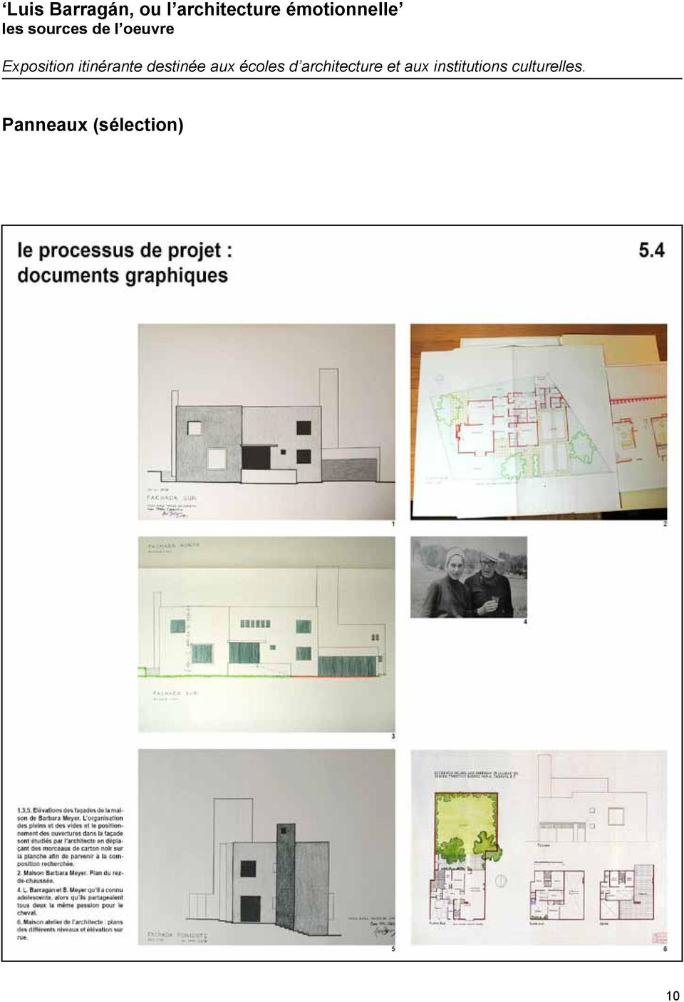 Luis barrag n ou l architecture motionnelle les sources for Architecture emotionnelle
