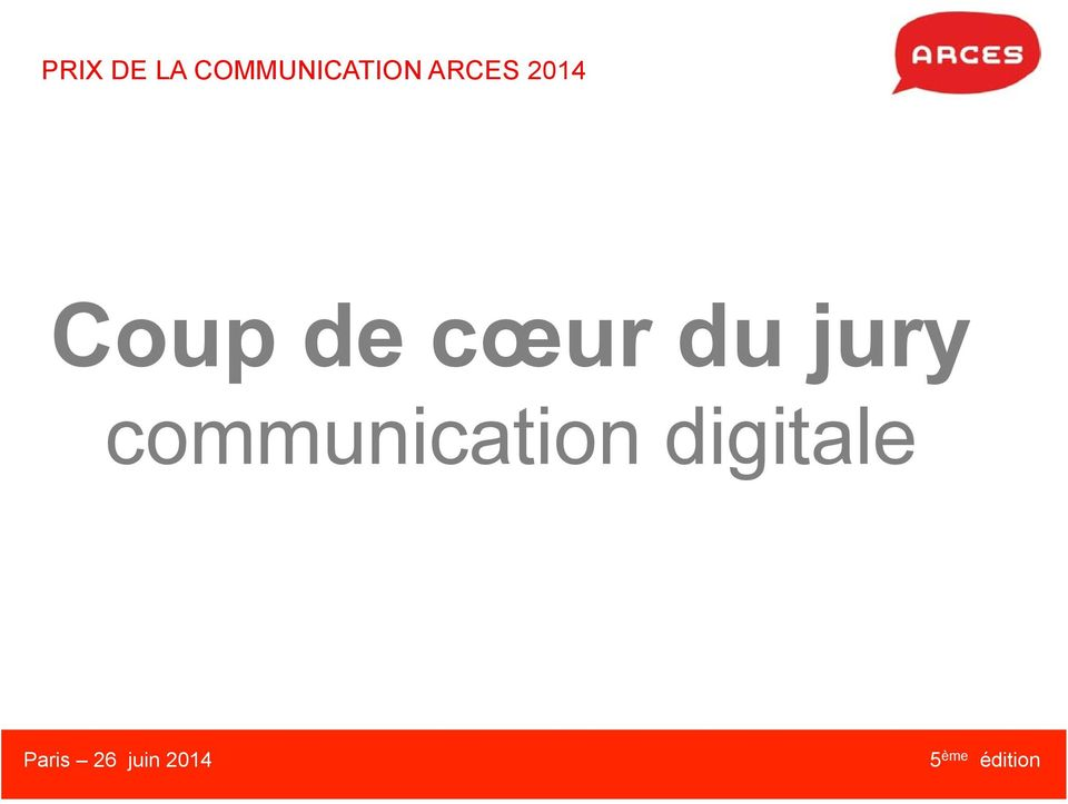 jury communication digitale