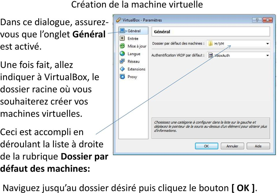 machines virtuelles.