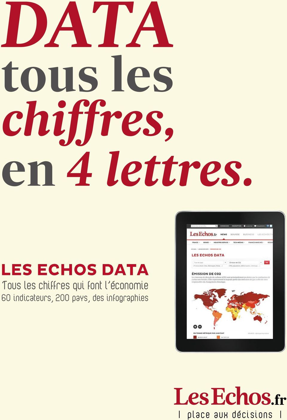 l'économie 60 indicateurs, 200