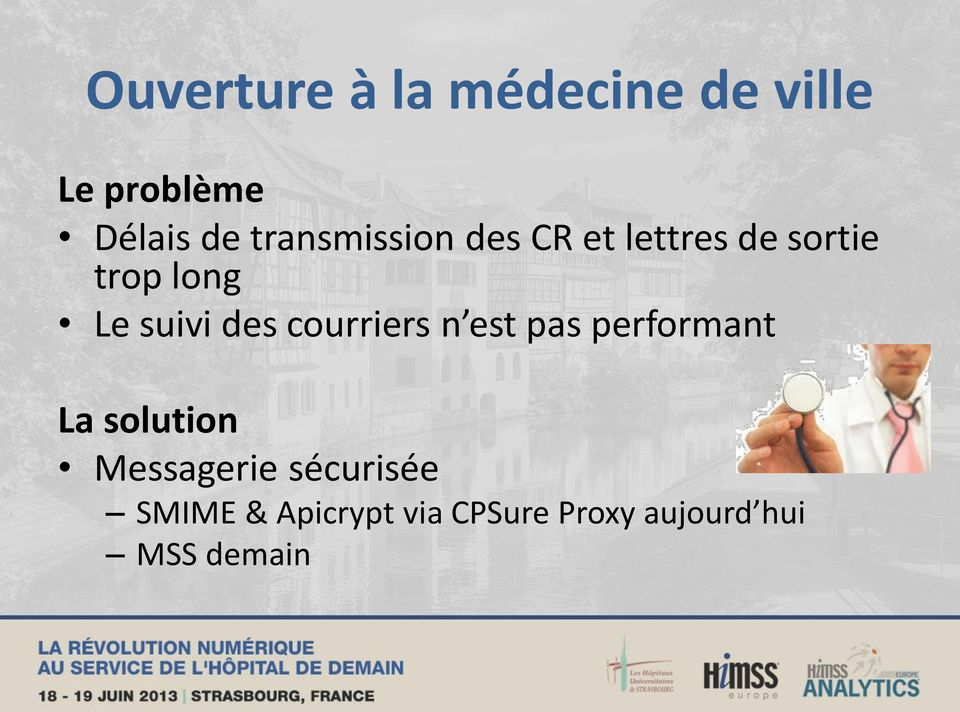 des courriers n est pas performant La solution Messagerie