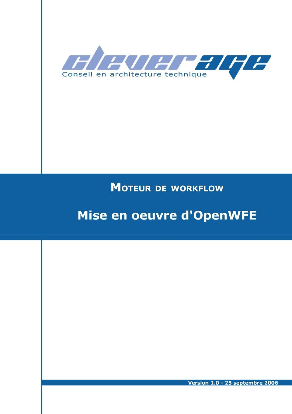 d'openwfe Version