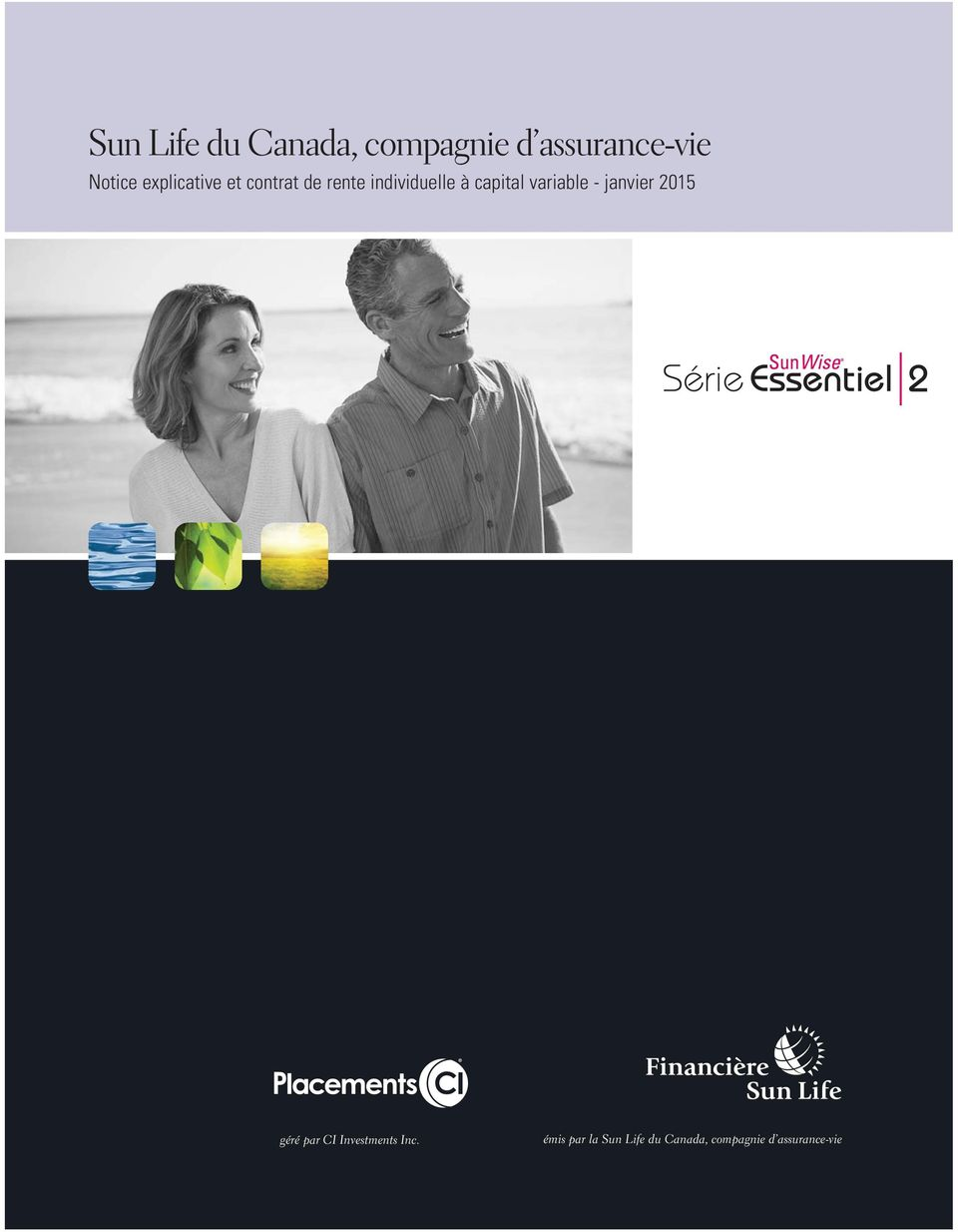 variable - janvier 2015 géré par CI Investments Inc.