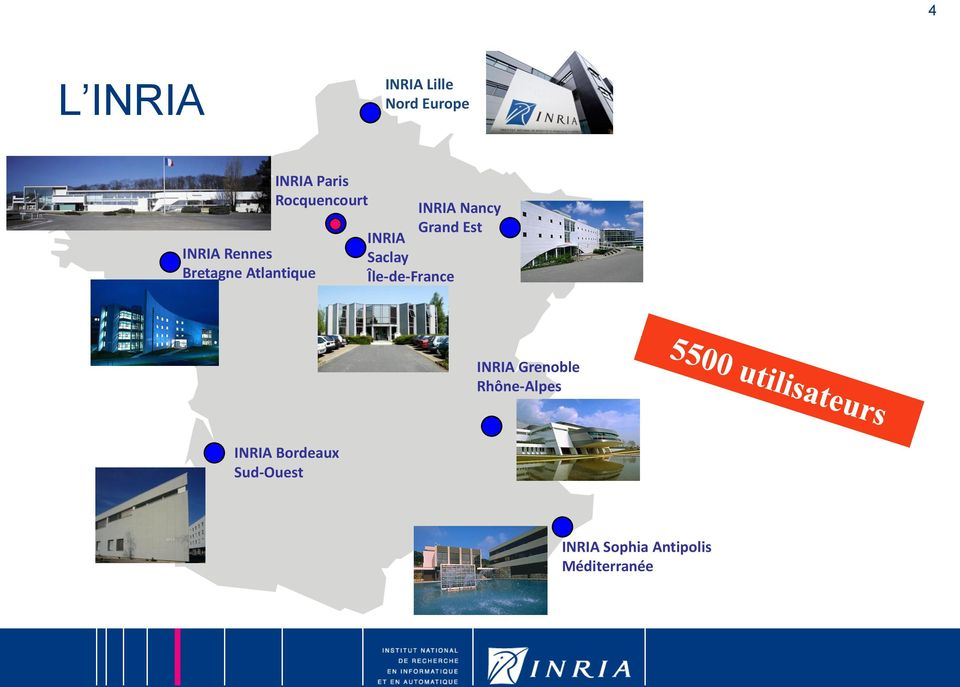 Île-de-France INRIA Nancy Grand Est INRIA Grenoble