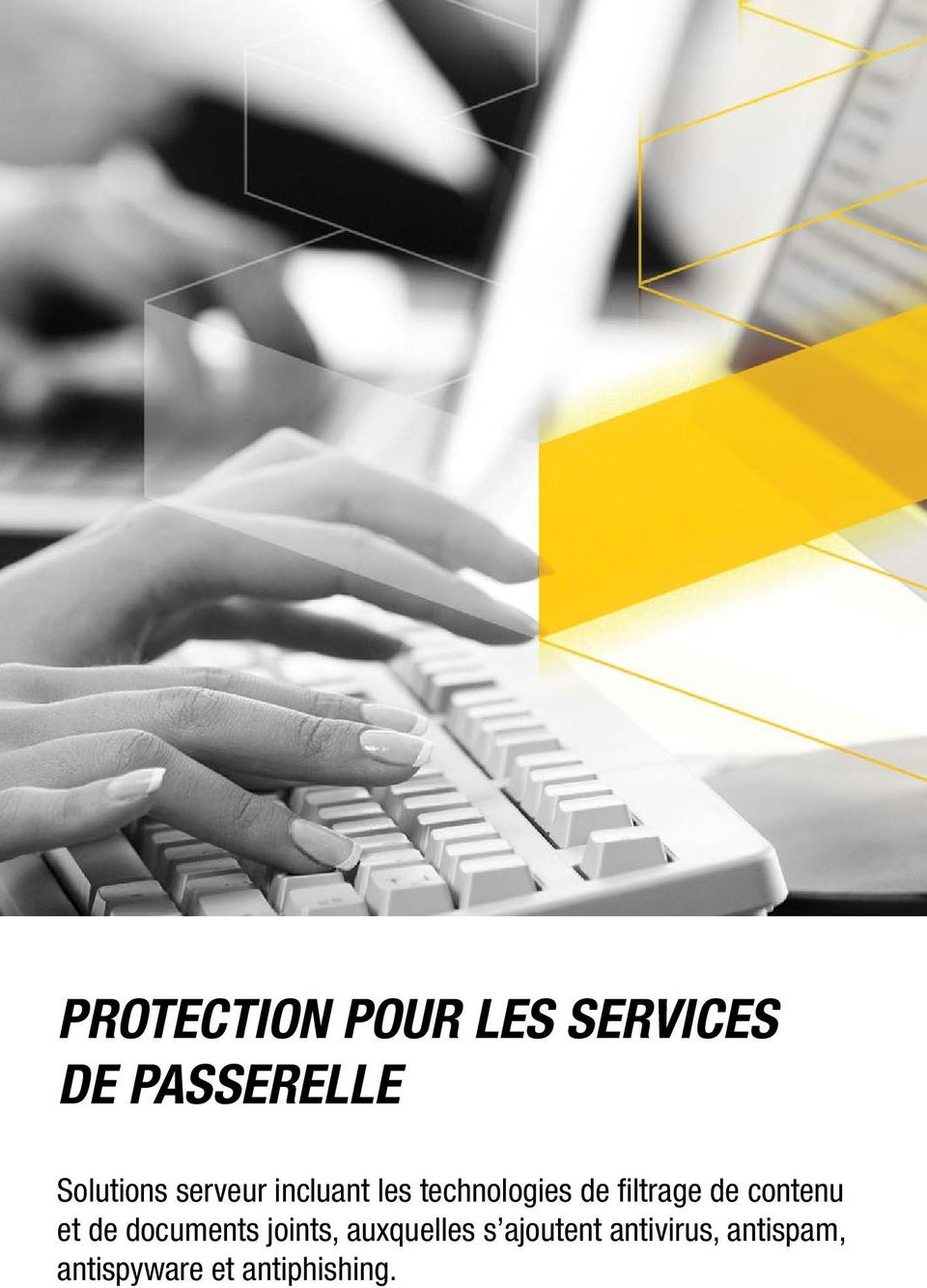ltrage de contenu et de documents joints,