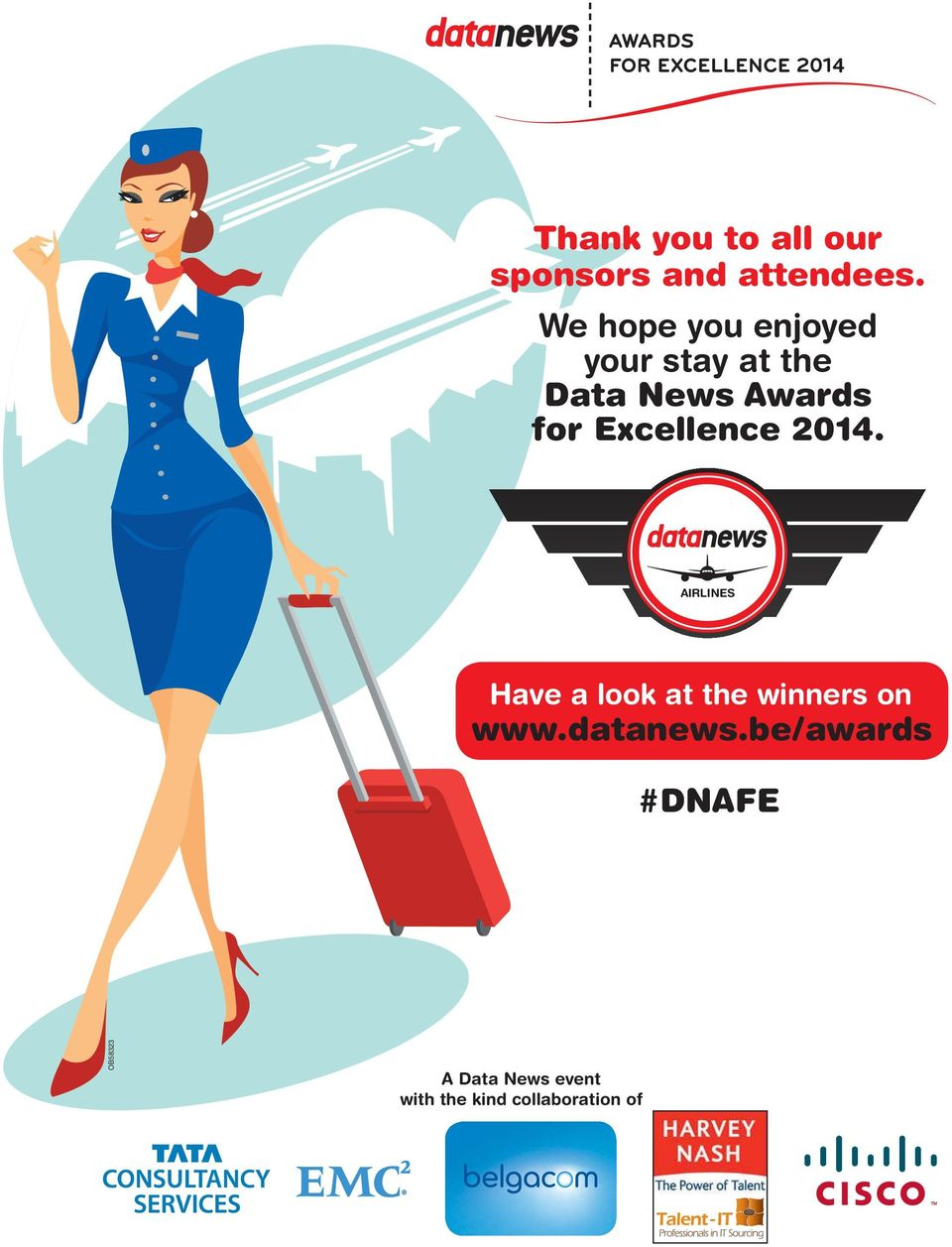 Excellence 2014. AIRLINES Have a look at the winners on www.