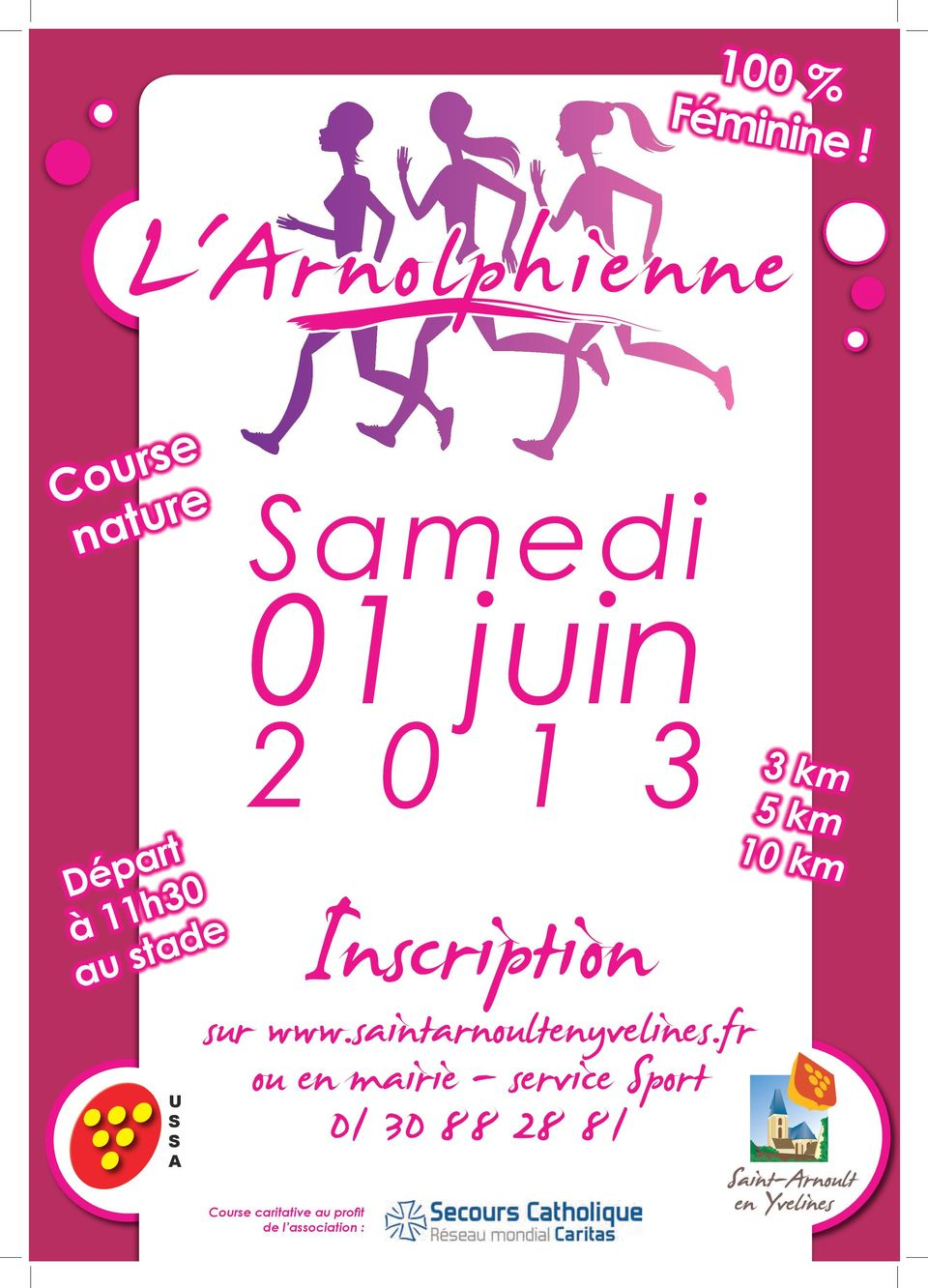 11h30 au stade U S S A 2 0 1 3 Inscription sur ou en