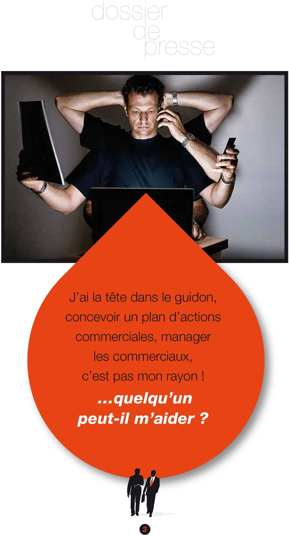 commerciales, manager les