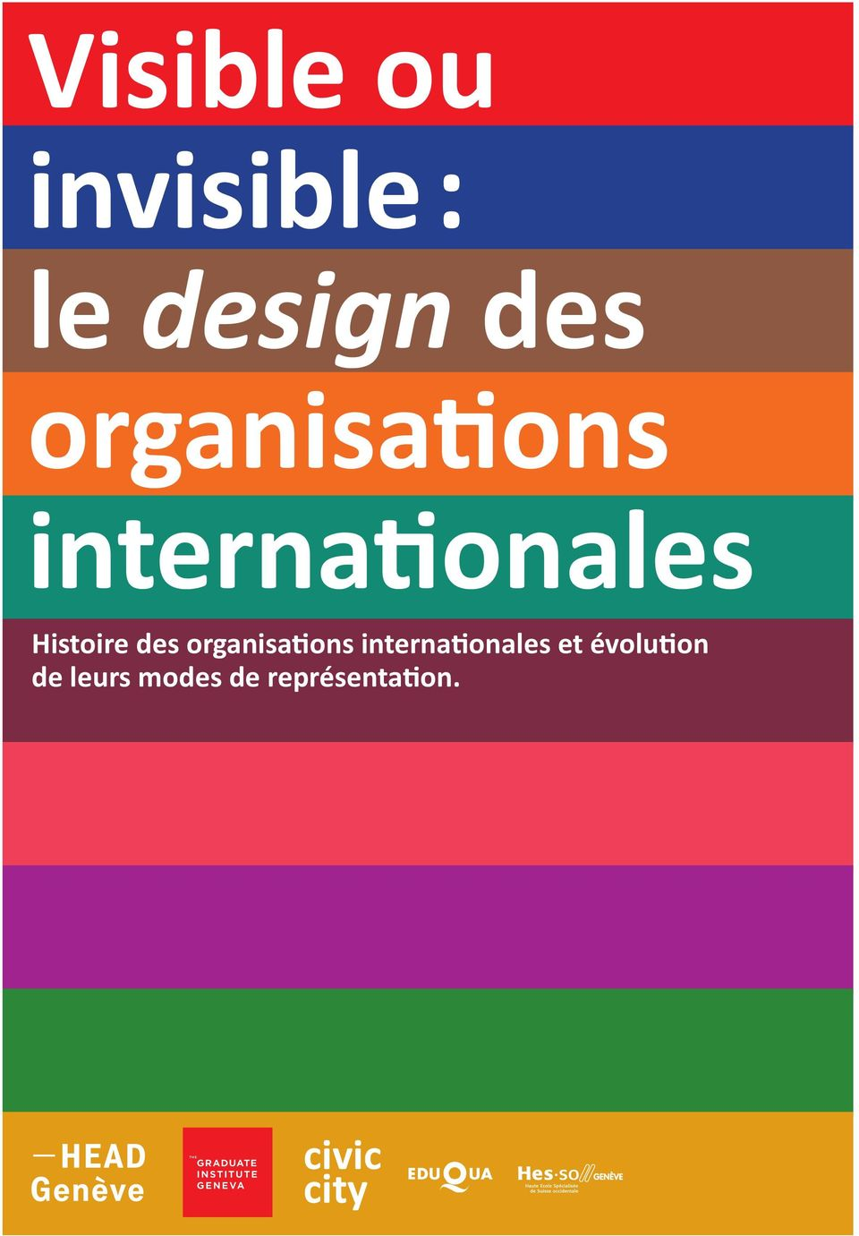 des organisations internationales et