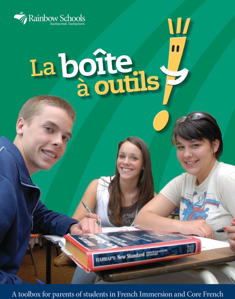 of students in French
