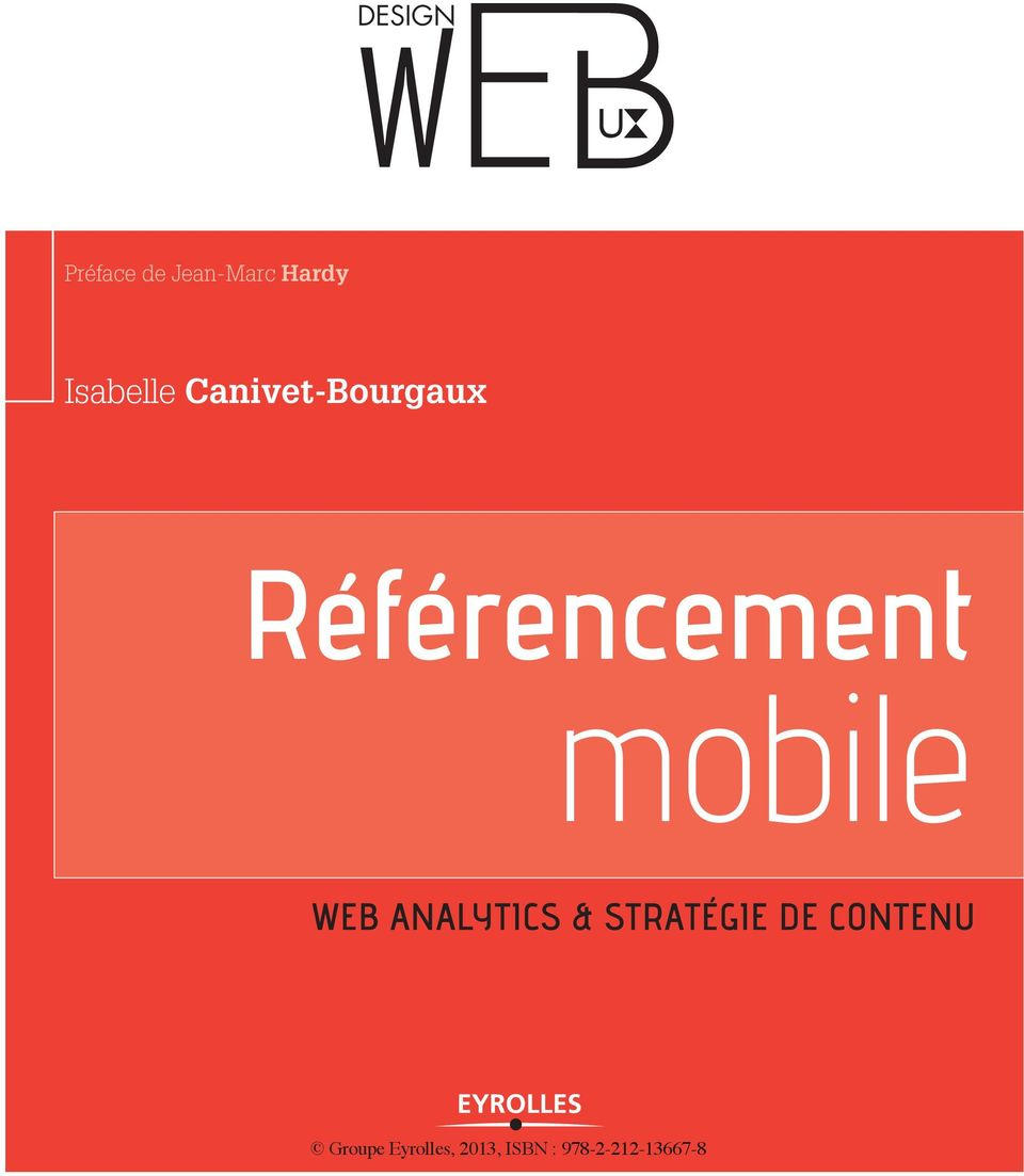 mobile WEB ANALYTICS & STRATÉGIE DE