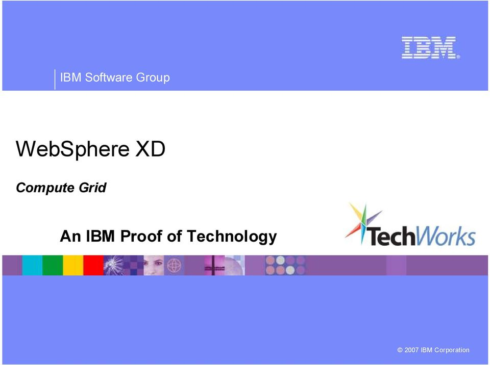 Grid An IBM Proof of