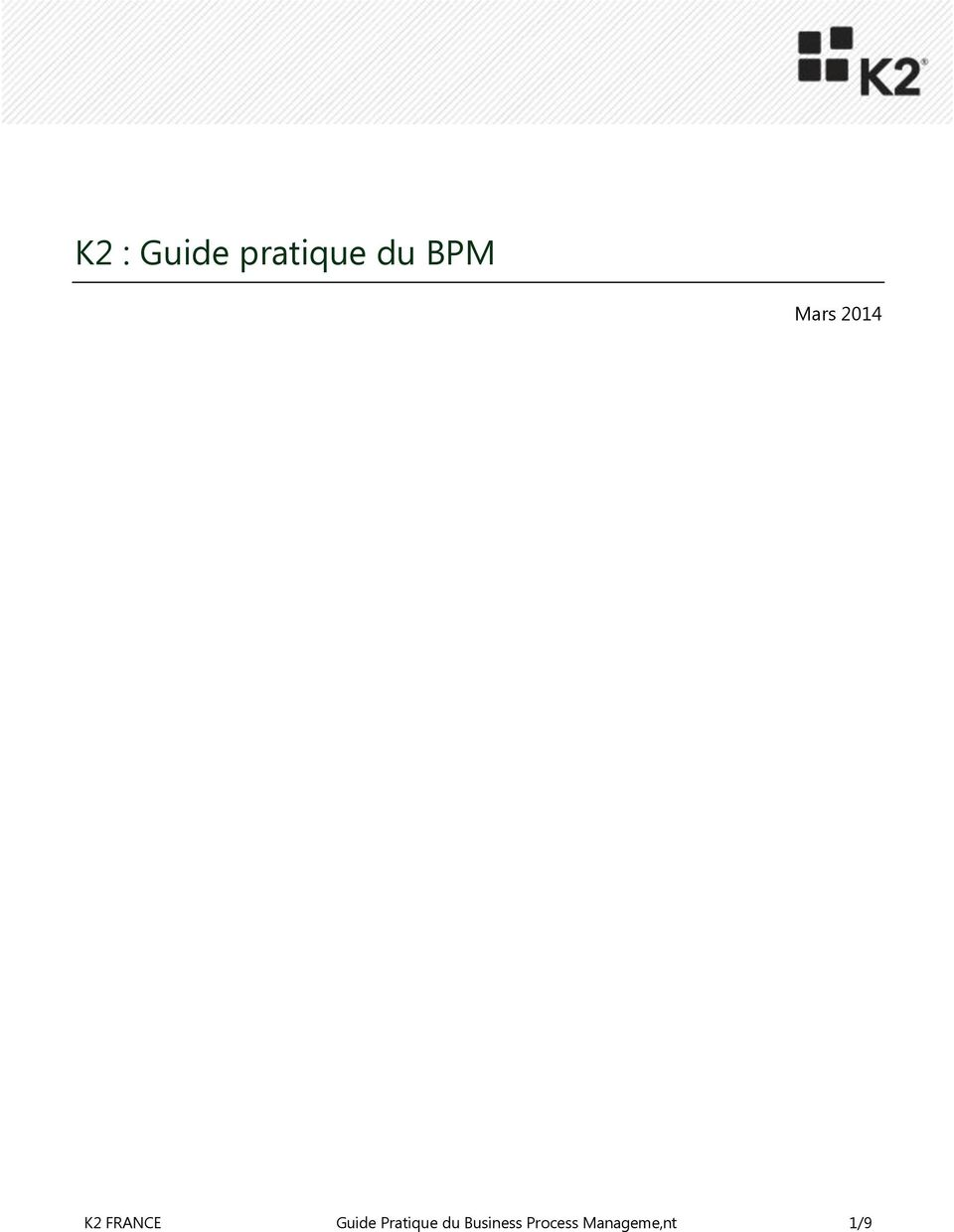 Guide Pratique du