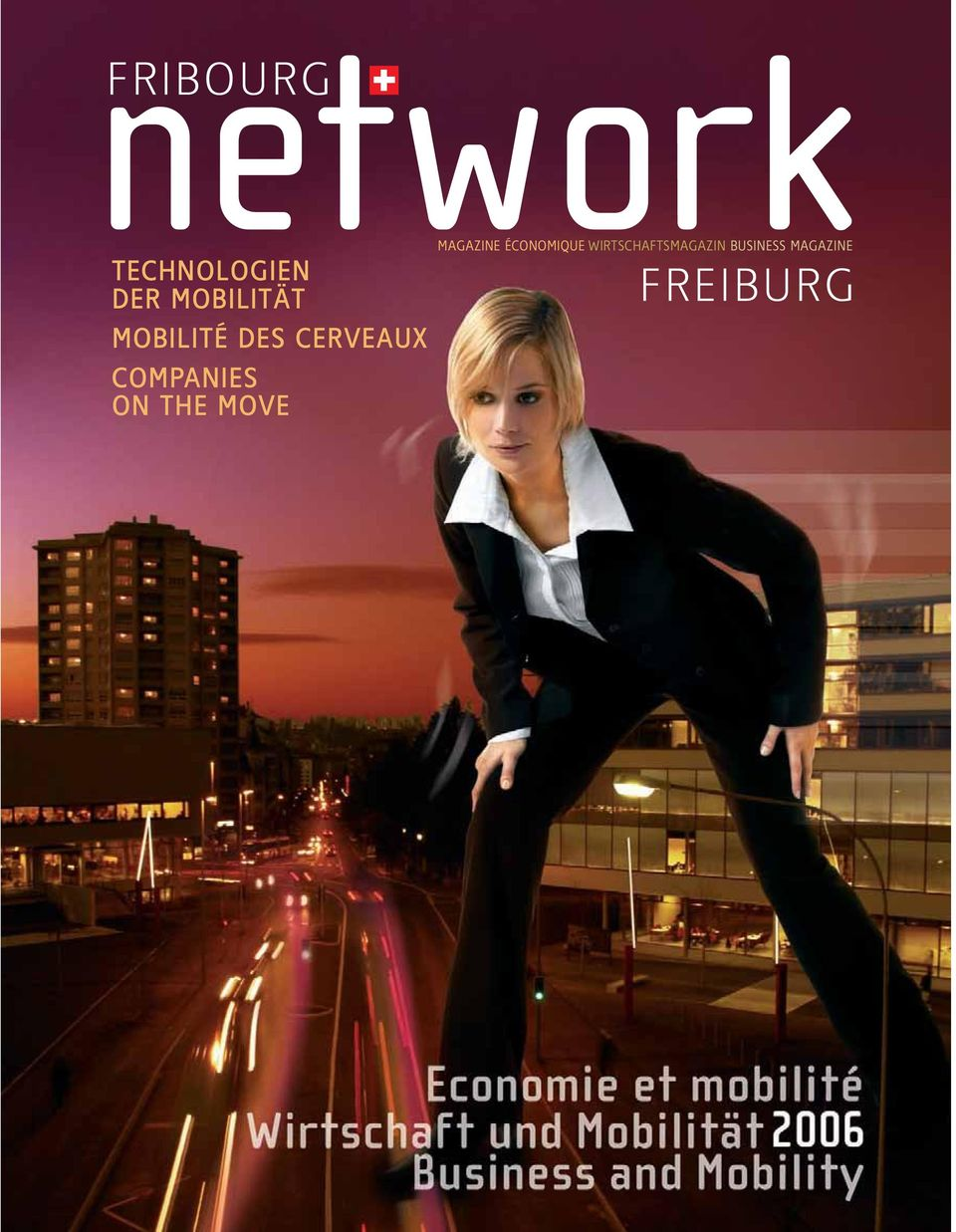 ON THE MOVE MAGAZINE ÉCONOMIQUE