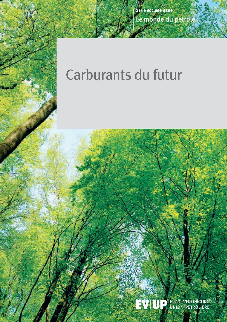 Carburants du futur Die