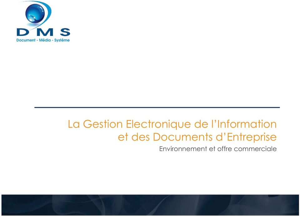 Documents d Entreprise
