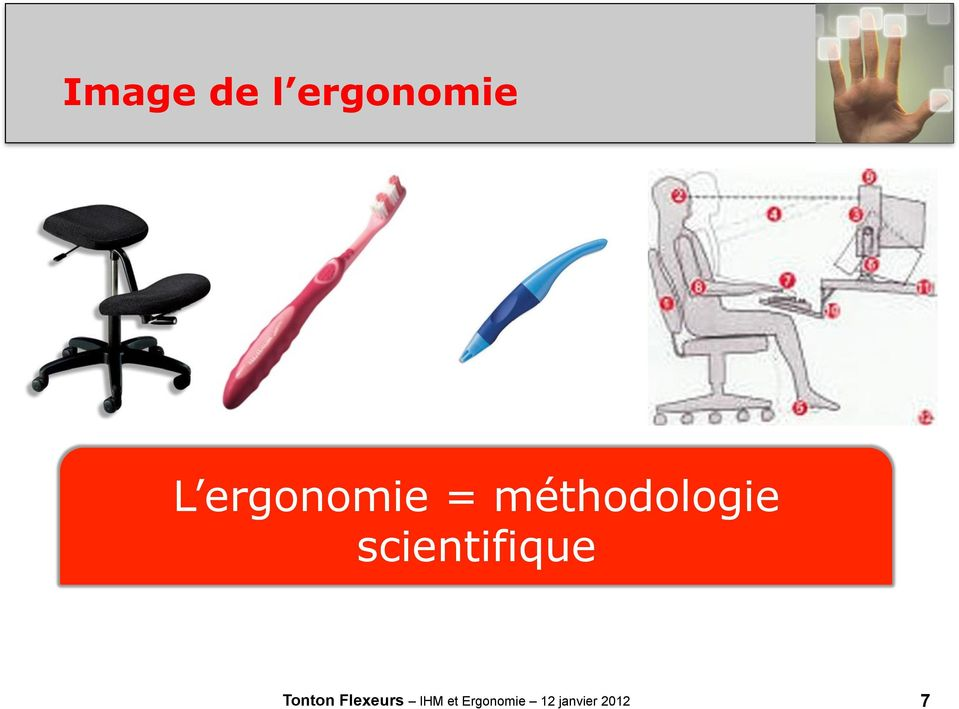 scientifique Tonton