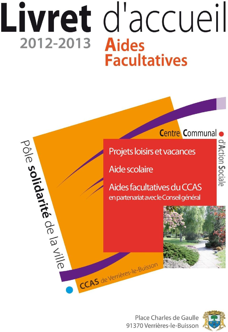 facultatives du CCAS en