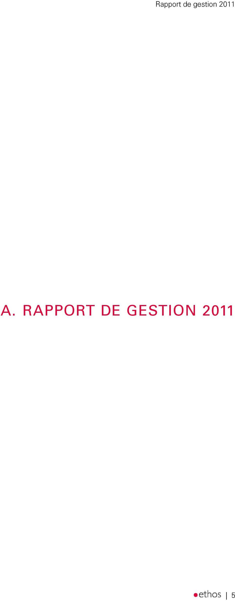 A. RAPPORT
