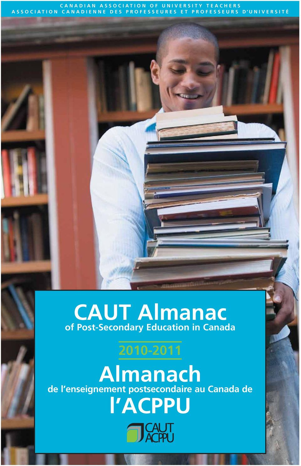 CAUT Almanac of Post-Secondary Education in Canada