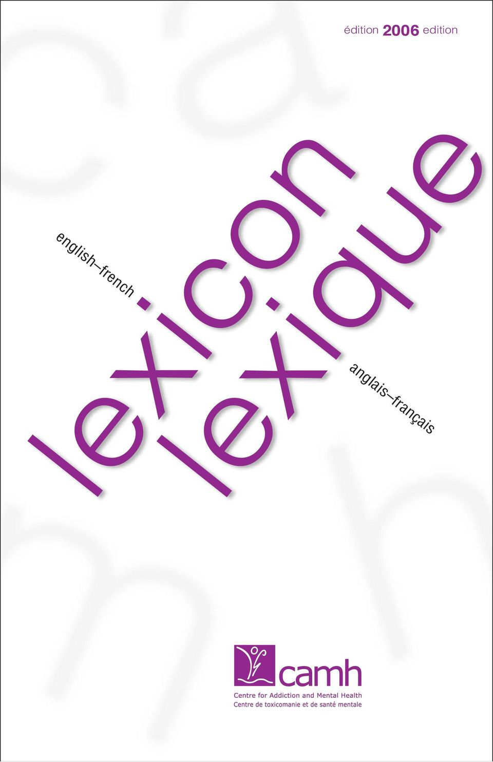 french lexicon