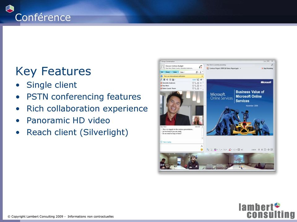 Panoramic HD video Reach client (Silverlight)