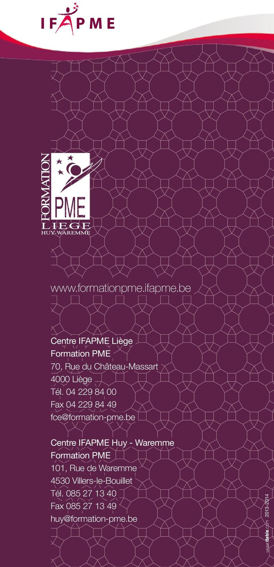 be Centre IFAPME Huy - Waremme Formation PME 101, Rue de Waremme 4530