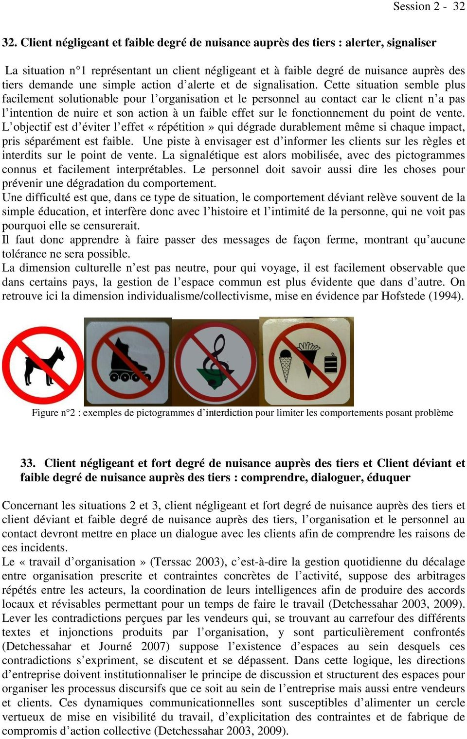 simple action d alerte et de signalisation.